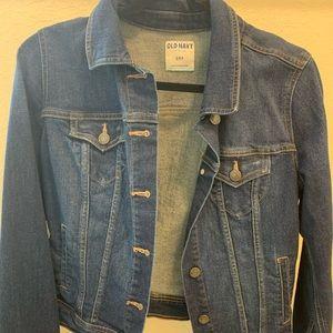 Old navy dark blue jacket